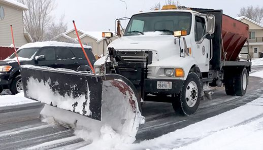 Snow Removal Map